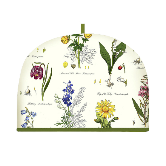 Botanic Garden Cotton Tea Cosy