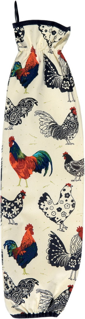 Rooster Cotton Bag Saver
