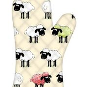 Sheepish Cotton Oven Gauntlet