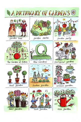 Helen L Smith Tea Towels