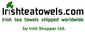 Irish Tea Towels www.irishteatowels.com